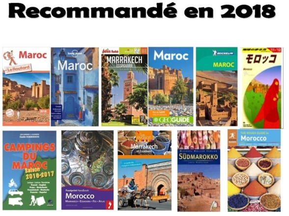 Nous sommes recommandés en 2018 par