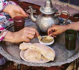 The Sunday Market in Had Draa & Taste Local Food