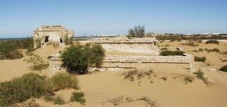 Coucher de soleil et visite de Dar Soltane